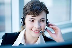 receptionist image